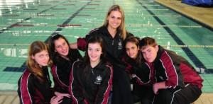 Equipe de natação PUC-PR