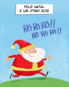Feliz Natal e um Ótimo 2012
