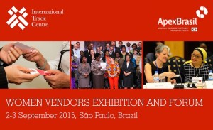 Women Vendors Exhibition and Forum 2015